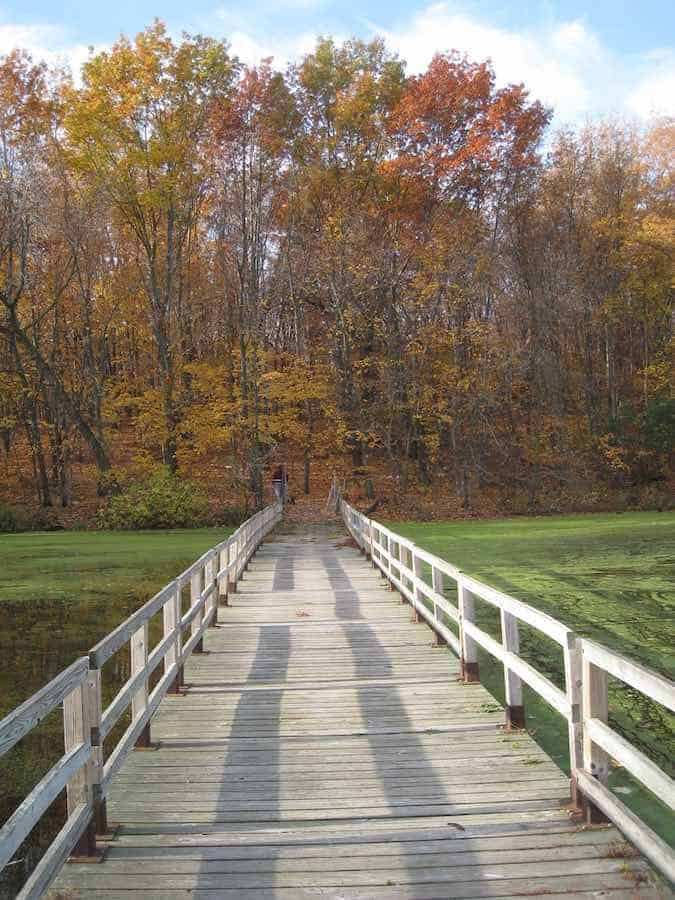 Hiking in Minnesota - Elm Creek Park Reserve