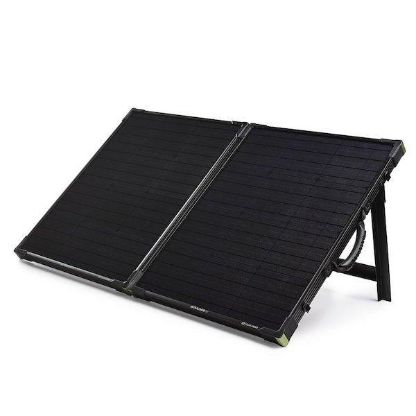 Go Zero Boulder 100 Portable Solar Panel