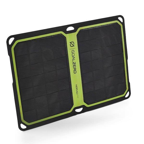 Goal Zero Nomad 7 Plus Camping Solar Panel