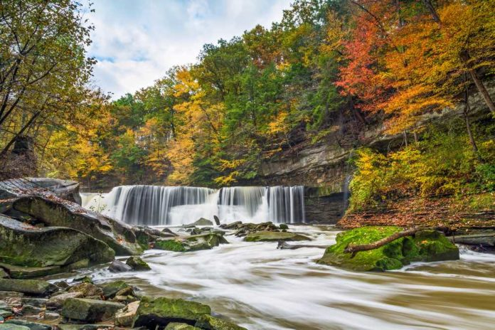 Great Falls of Tinker's Creek