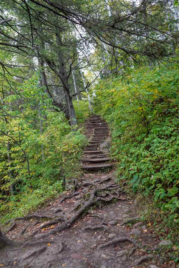 Hiking Trail at Jay Cooke State Park