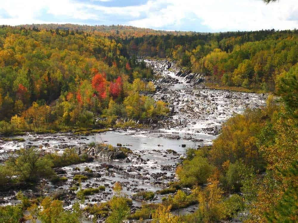 Jay Cooke State Park - St. Louis River