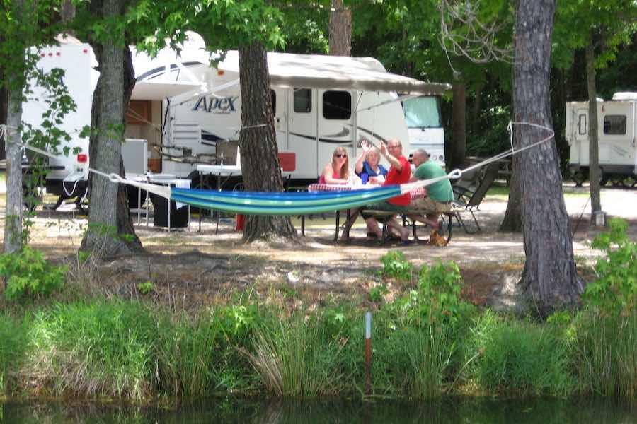 RV Camping in Georgia