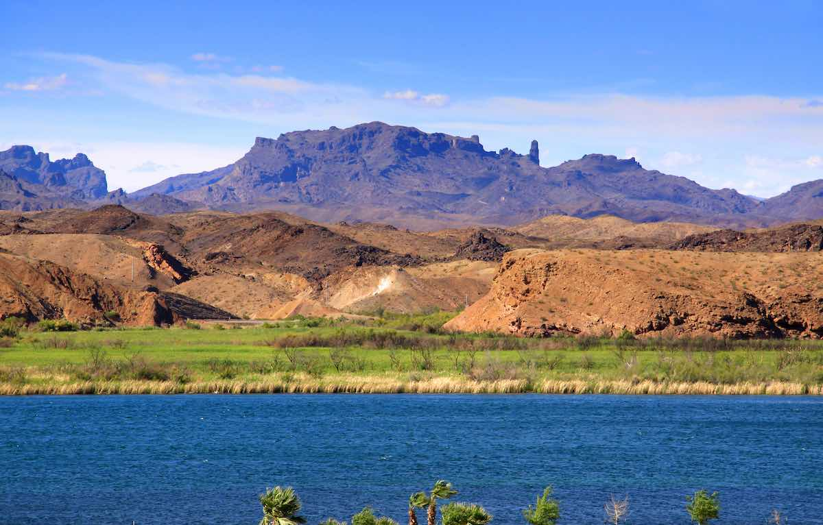 Lake Havasu in Arizona