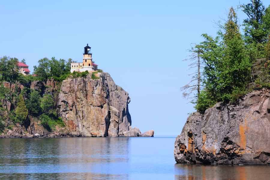 Split Rock State Park - Minnesota - Duluth - Lake Superior