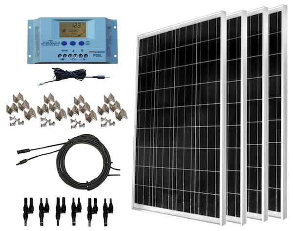 Windy Nation RV Solar Panel and Solar Charger