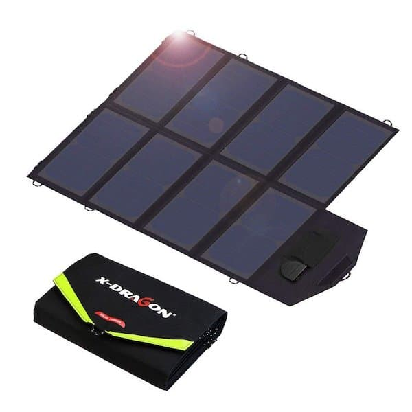 X-Dragon Portable Solar Panel