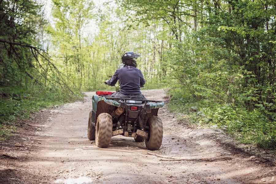ATV Camping - Missouri