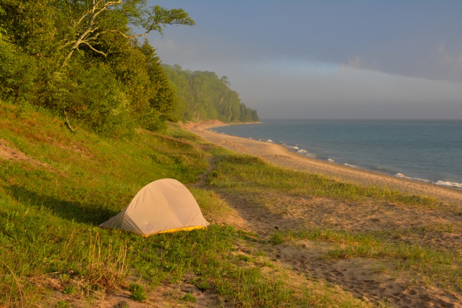 33 of the Best Places to Go Camping in Michigan 8