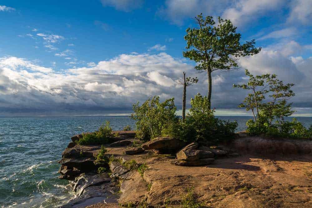 Big Bay State Park, Madeline Island