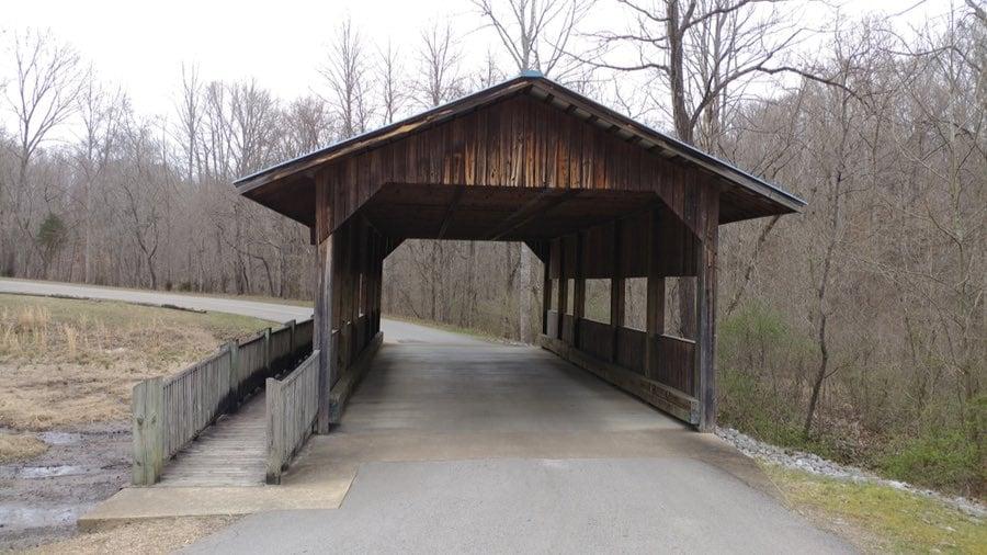 David Crockett State Park in Tennessee