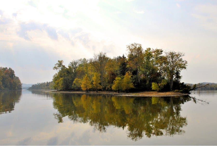 Harrison Bay State Park in Tennessee