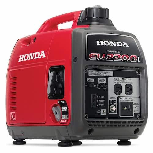 Honda EU2200i Camping Generator
