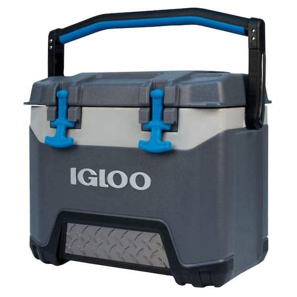 Igloo camping cooler