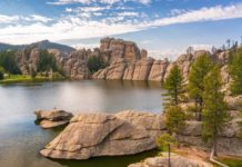 Sylvan Lake - Black Hills South Dakota