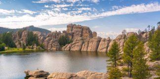 Sylvan Lake - Black Hills South Dakota