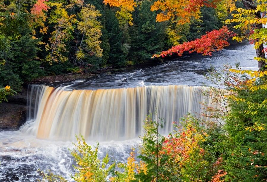 Tahquamenon Falls State Park - Camping in Michigan