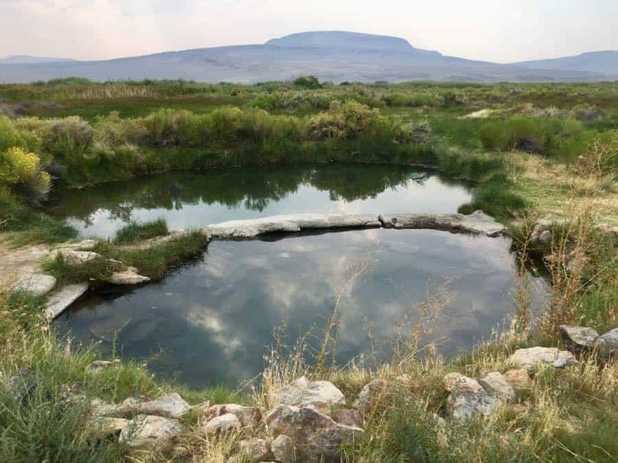 Natural Hot Springs in Oregon