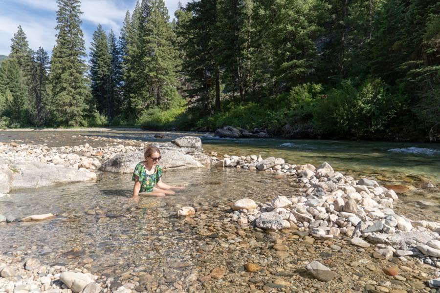 Idaho Natural Hot Springs