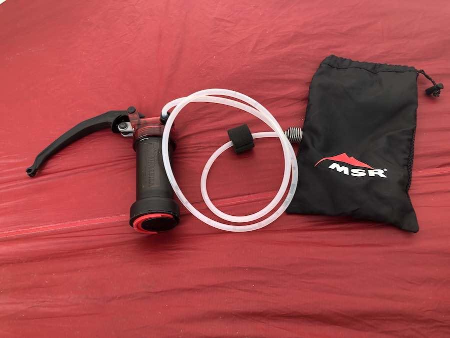 MSR Miniworks Water Purifier