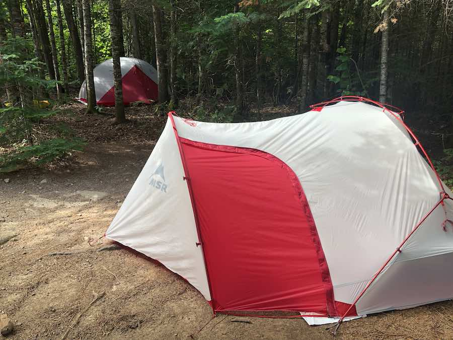 MSR Hubba Tour 2 Review - A Premium Tent With A Large Vestibule 1
