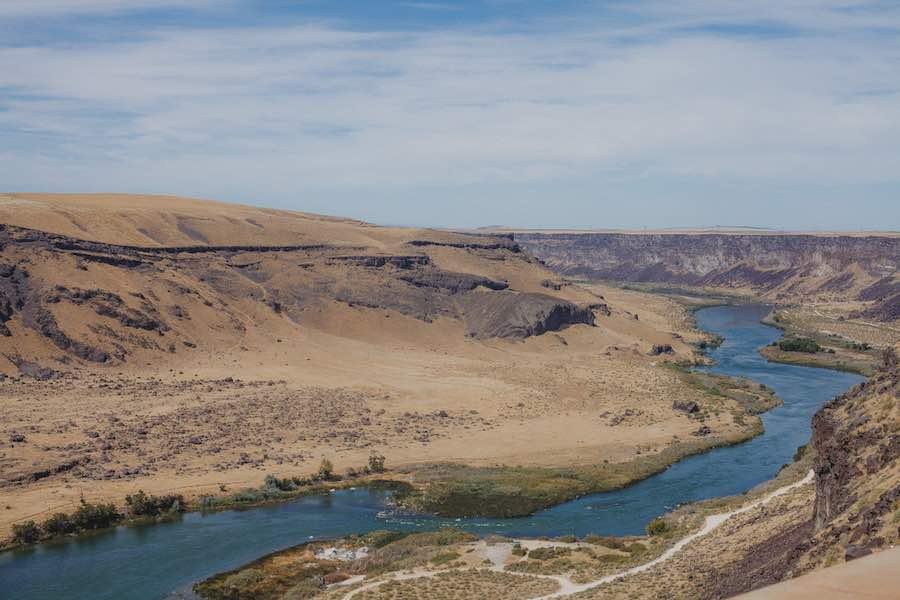 Swan Falls Dam, Idaho