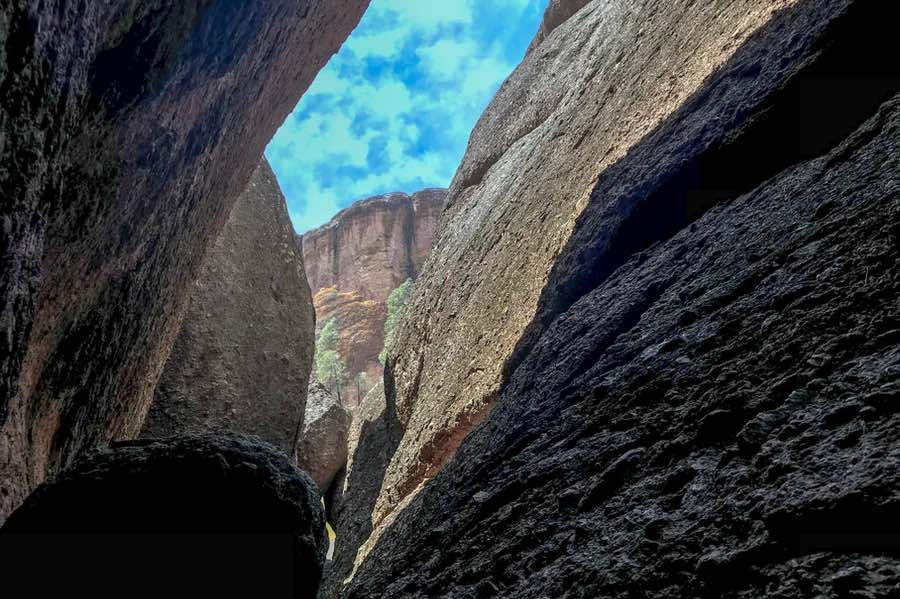 Balconies Cave in Pinnacles National Park