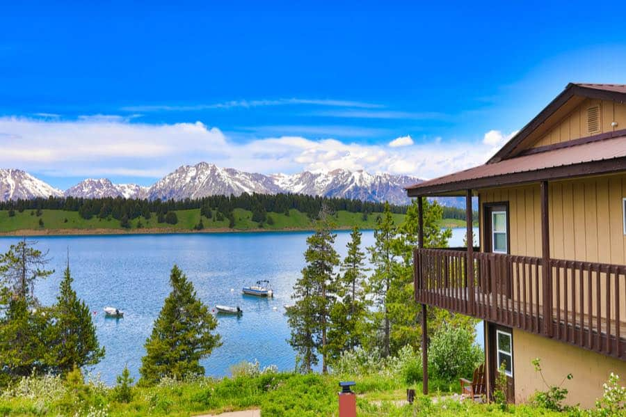 Lodging in Grand Teton National Park