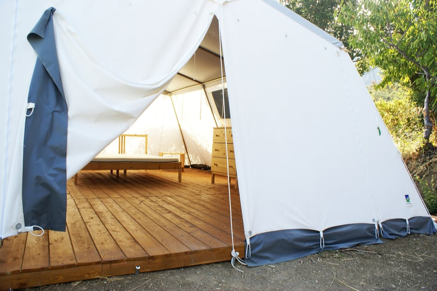 Luxury Tent for Glamping