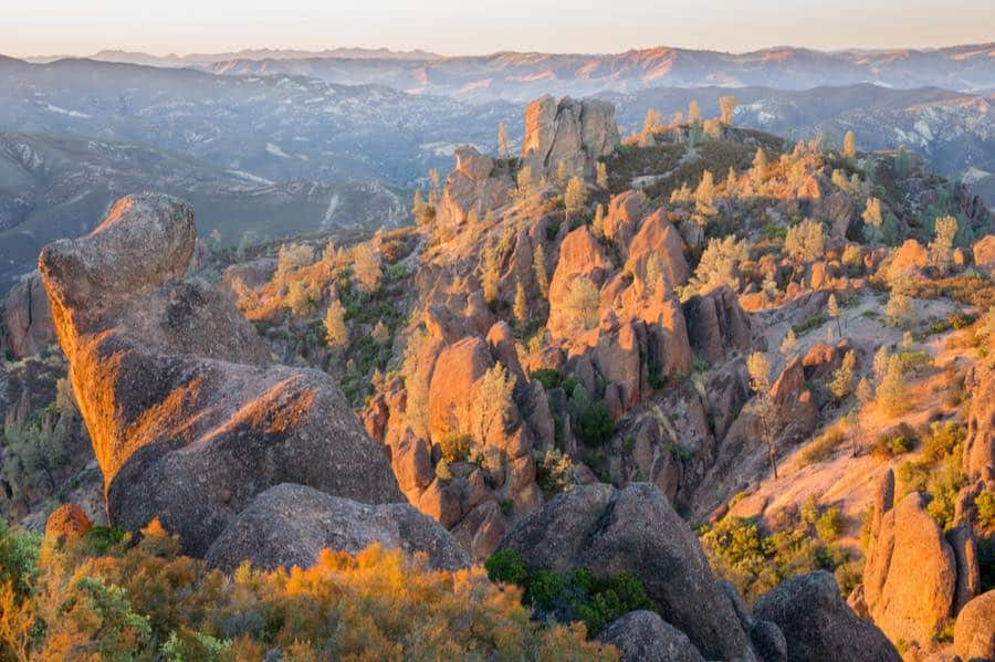 The Best Camping in Pinnacles National Park 5