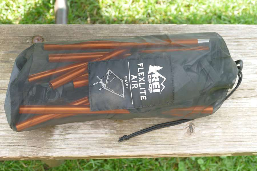 REI Flexlite Air Packaged