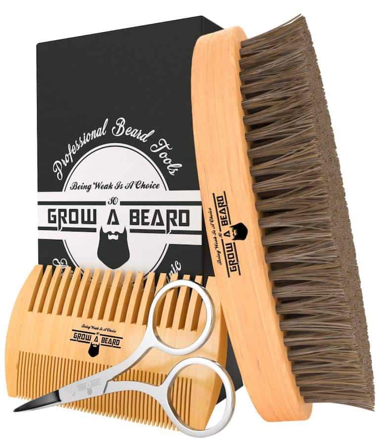 Travel Gifts For Men - Beard Kit
