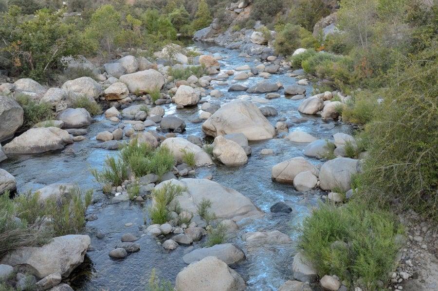 East Fork of the Kaweah River