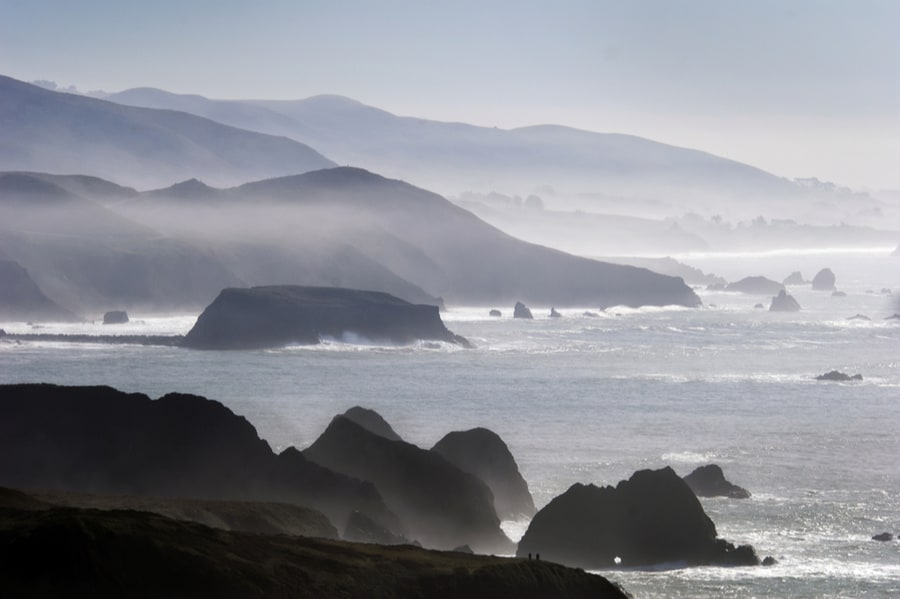 Sonoma Coast in California