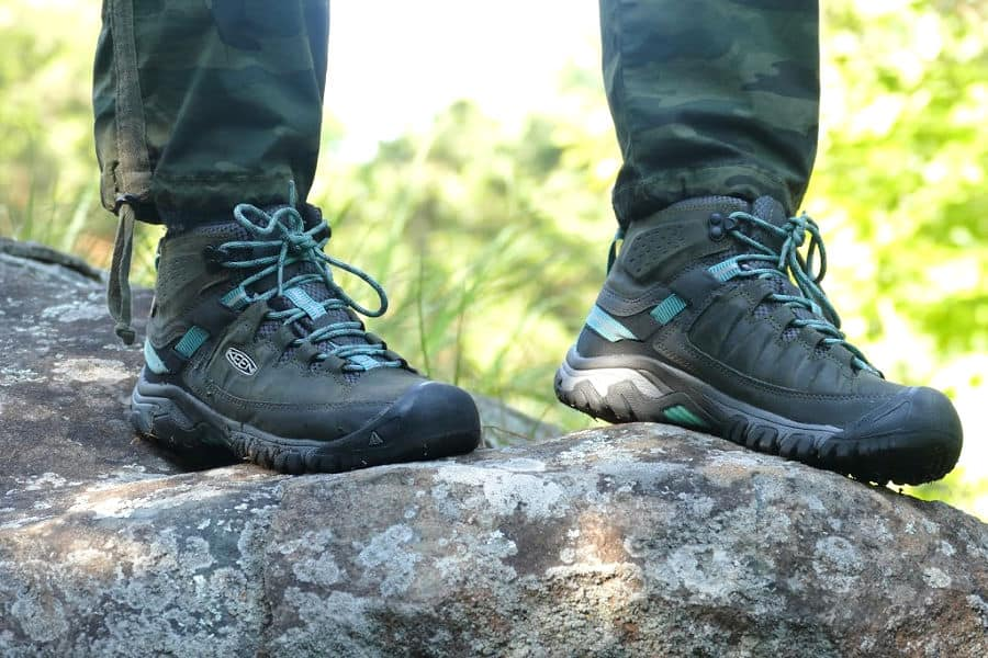 best hiking boots for women 2019