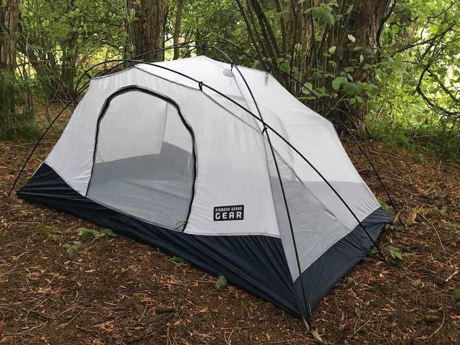 Diamond Brand Tent