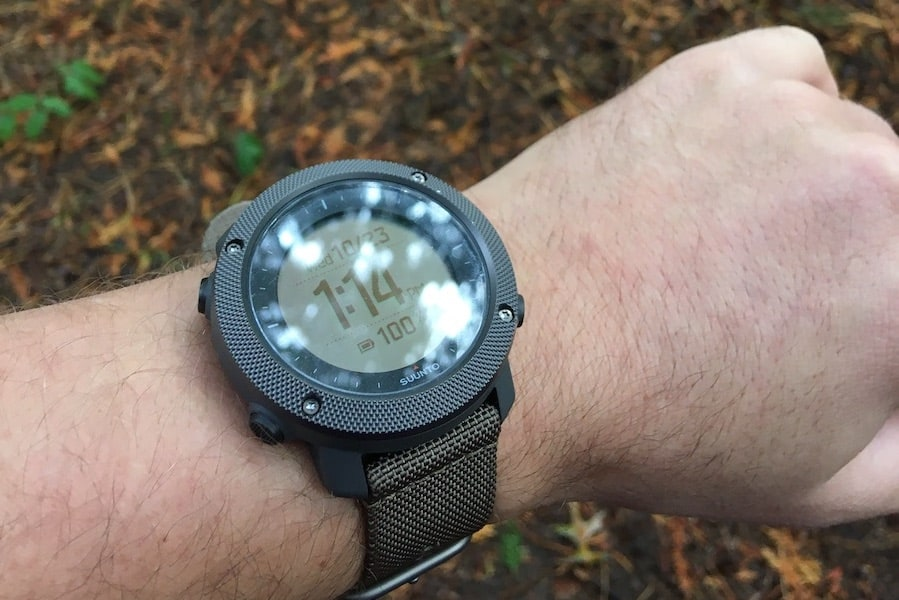 Suunto Traverse Alpha Watch Review 2