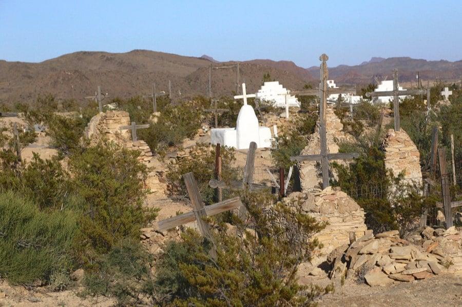 Terilingua Cemetery