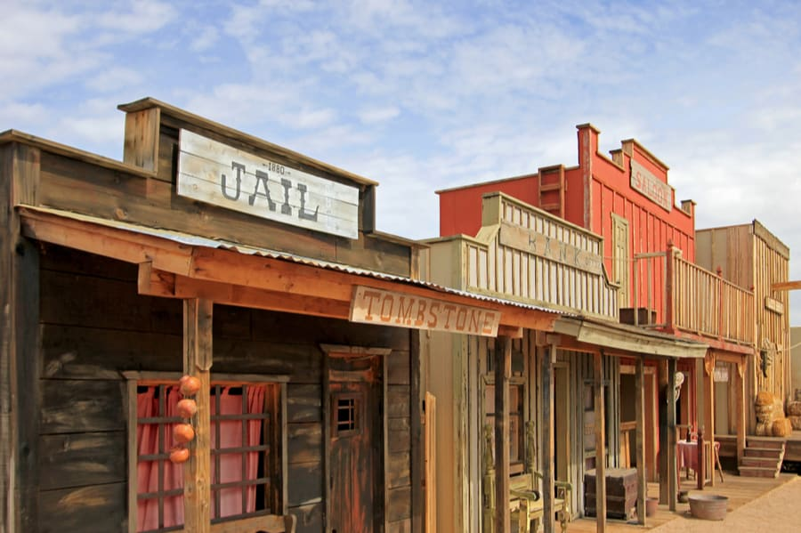 Historic Downtown Tombstone, Arizona