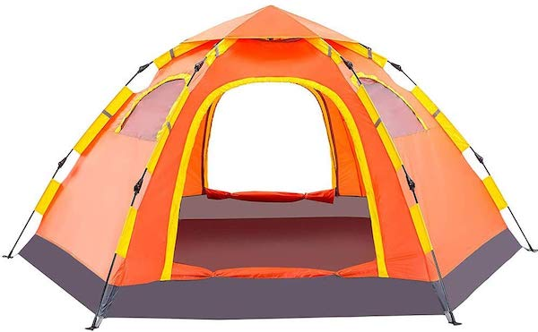 Wnnideo Automatic Pop Up Tent
