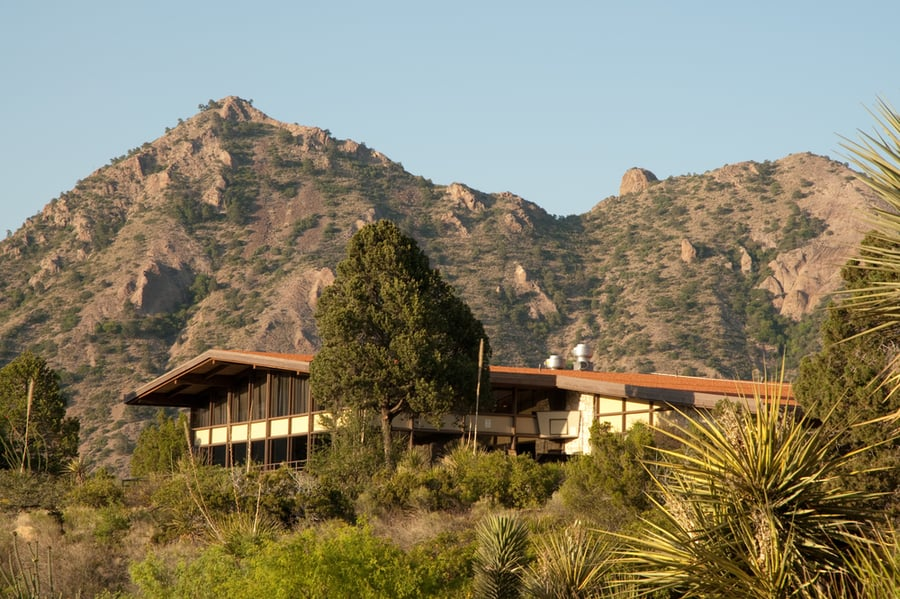 Chisos Mountain Lodge in Big Bend National Park