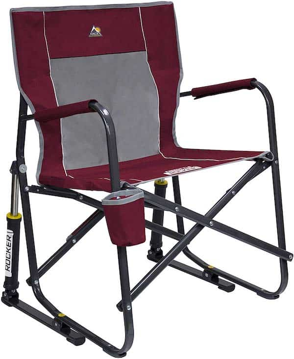 GCI Outdoors Rocking Camp Chair