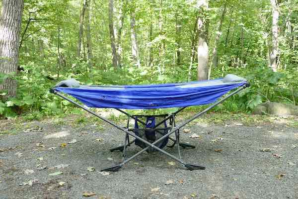 Mock One Portable Folding Hammock