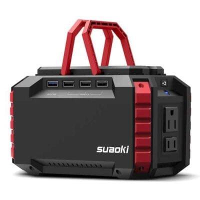 Suaoki S270 Portable Power Station