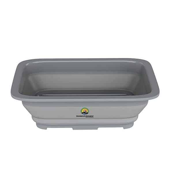 Wakeman Collapsible Dish Tub