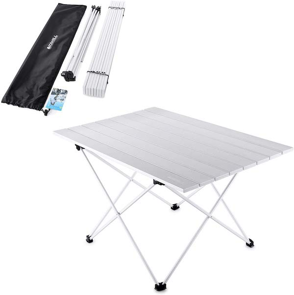Yahill Collapsible Camp Table