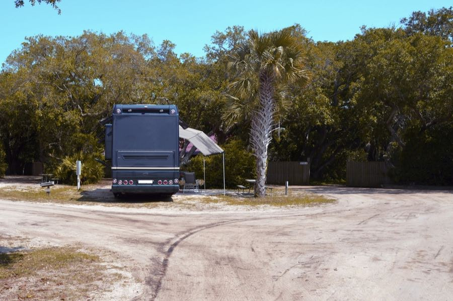 Florida at Best RV Parks in Florida