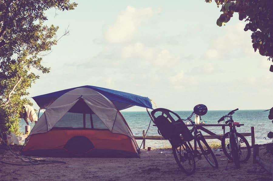 Florida Tent Camping