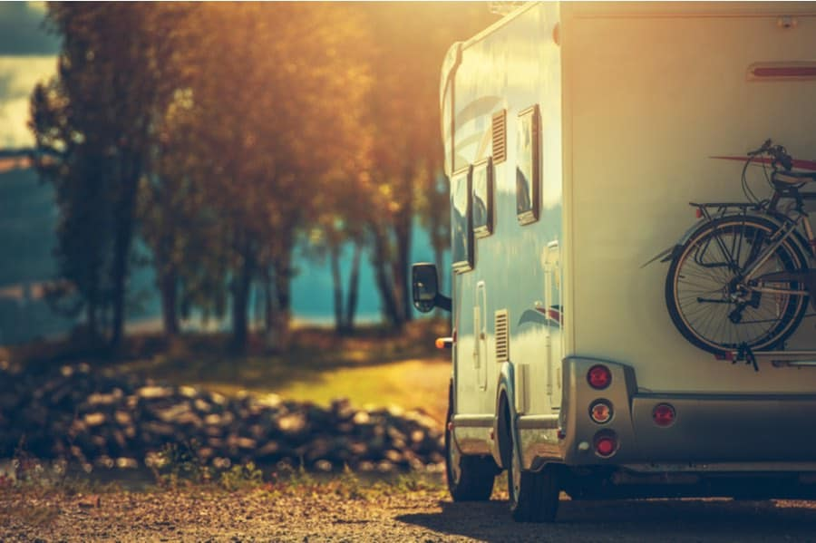 RV Camping in Autumn