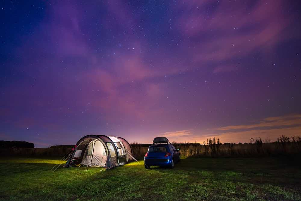 Transform the outdoors with these van camping hacks.